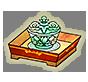 定情木蘭茶具